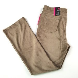 Style & Co. Women's Corduroy Pants XL C3509